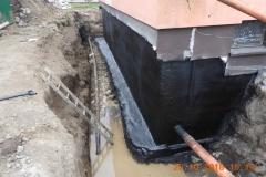 Naprawa ścian fundamentowych